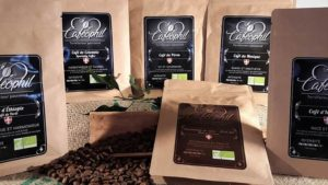 Cafés moulus ou grains